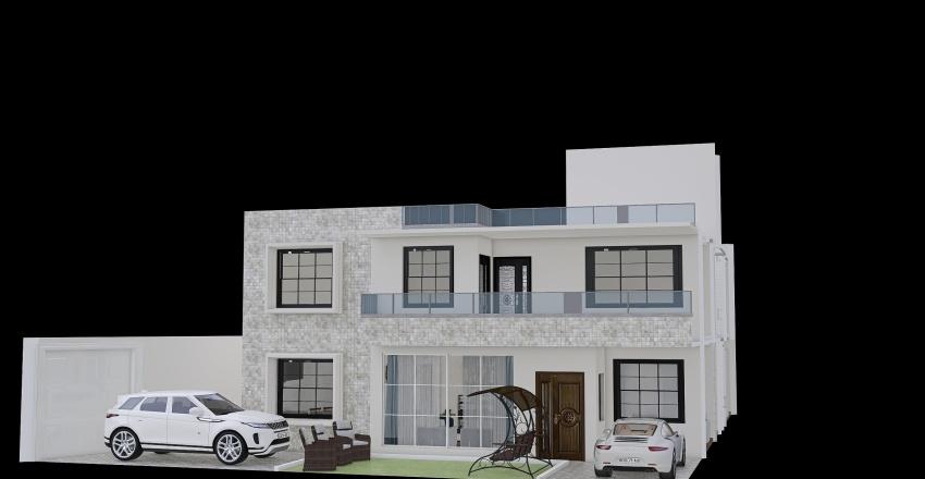 House-Design Interior Design Render