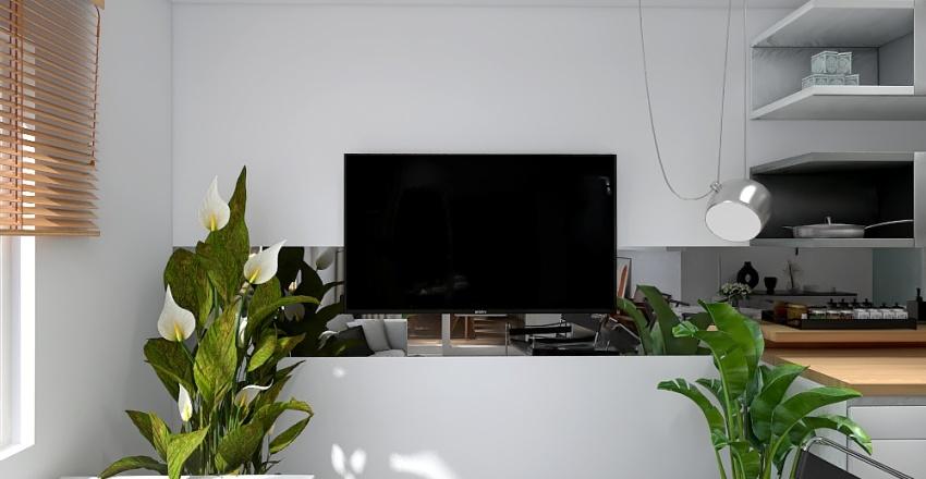 Flat-68 Interior Design Render