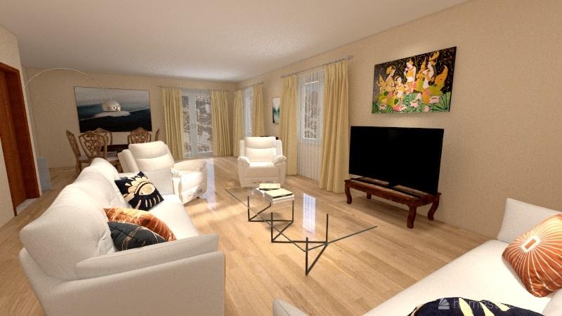 2Q24 - Casa Psicologa Interior Design Render
