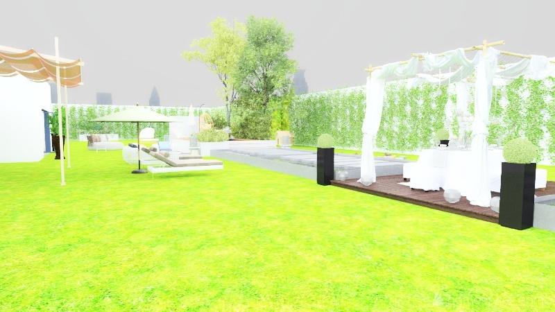 maison familiale Interior Design Render