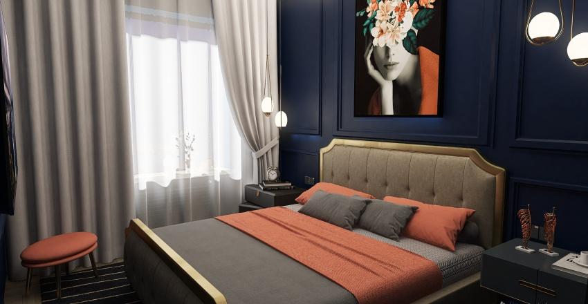 Спальня для Екатерина Interior Design Render