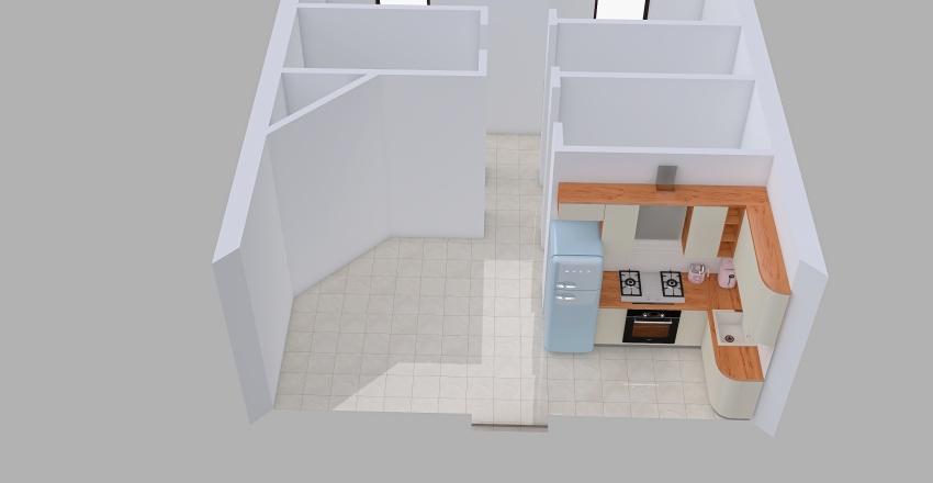 Sa Rocca modifiche definitivo 1 Interior Design Render