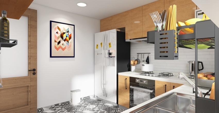 Portillo 16 Interior Design Render