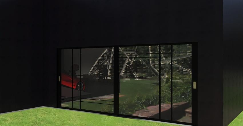 -- King's Cars Dealership -- Interior Design Render