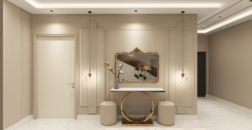 project Ahmad Interior Design Render
