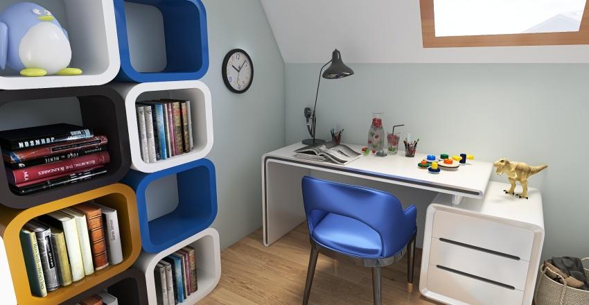 Zx156 Interior Design Render