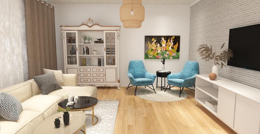 Marmura Interior Design Render