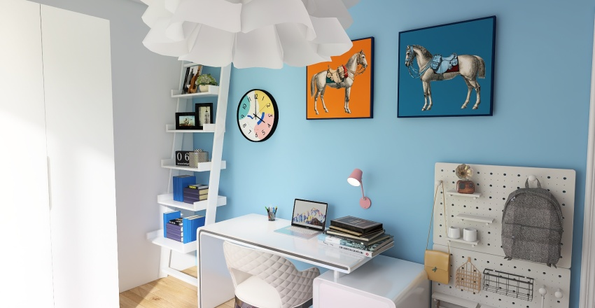 Zx100 Interior Design Render