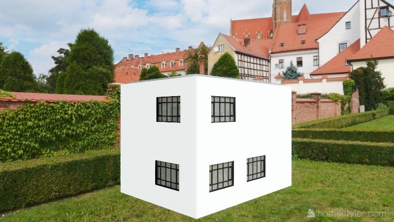 La Casa Ideal Interior Design Render