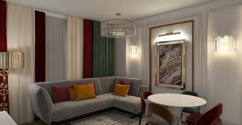 БАДЕН ОТ 23.09.2021 Interior Design Render