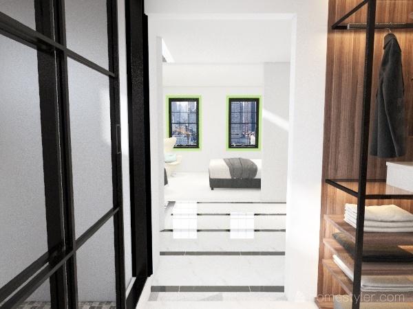 Master Bedroom FINAL Interior Design Render