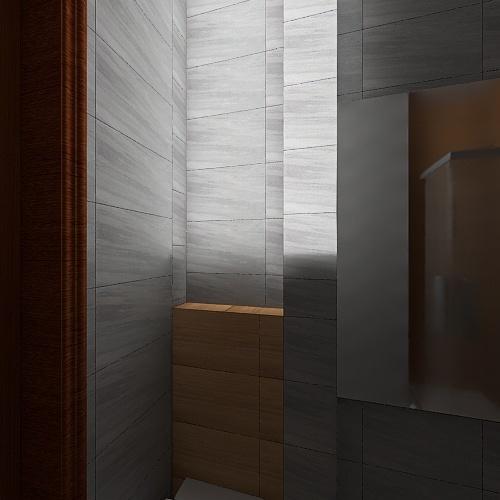 Copy of Copy of Lazienka-29-08-21-skrocona lustro zawija Interior Design Render