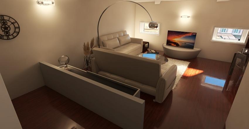 v2_casa fede sopra Interior Design Render
