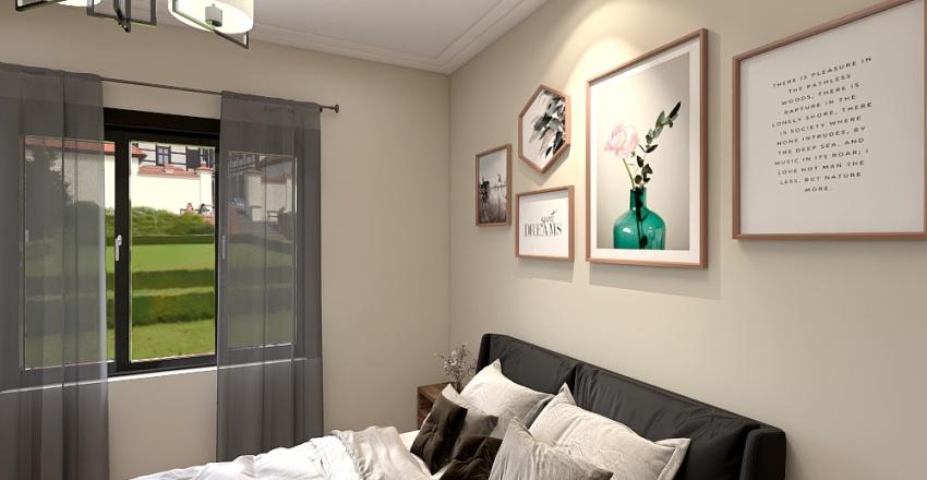 v2_Max cuarto Interior Design Render