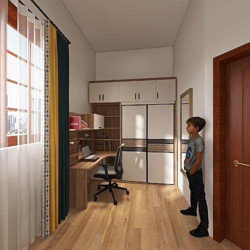 habitacion de samuel Interior Design Render