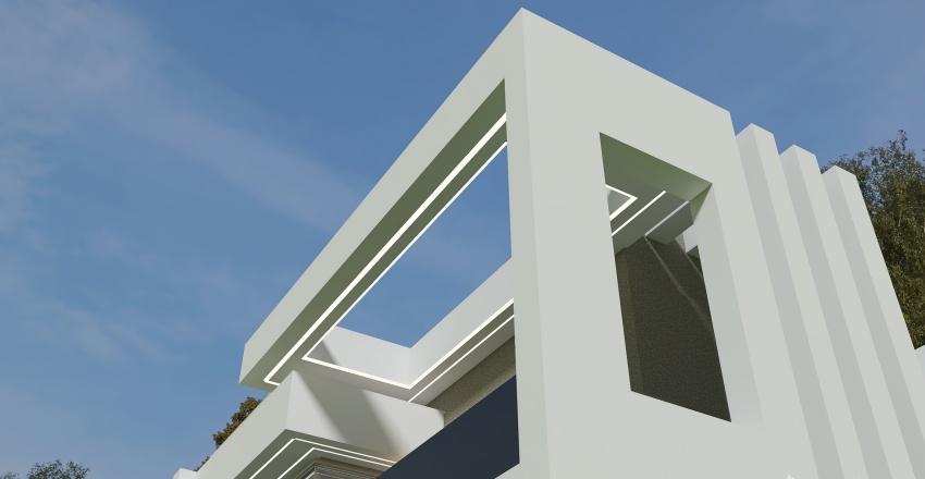 Elevations of 320 B Interior Design Render