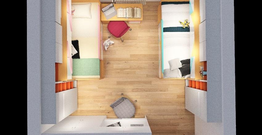 Copy of Anja i Bogi soba 3 Interior Design Render