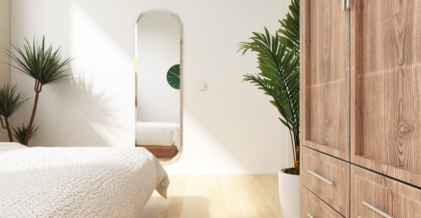 Modern Rustic House by Cesar Interior Design Render