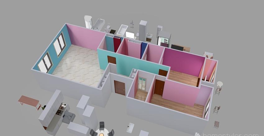 29 07 21 Interior Design Render