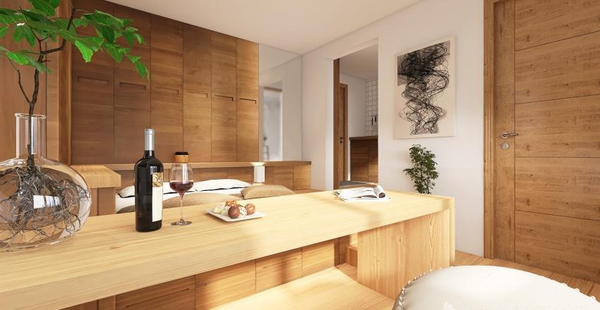 23 Whitewood Apt. Interior Design Render