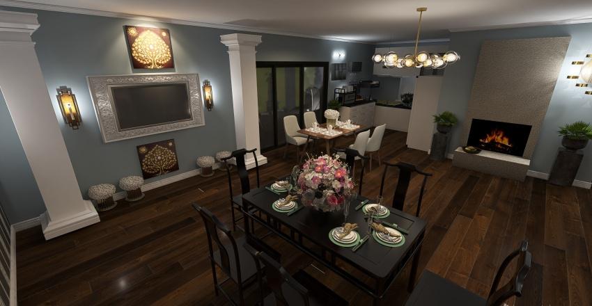 Elka Interior Design Render