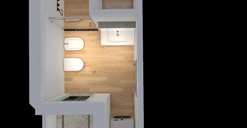 vs4_bagno e cabina Interior Design Render