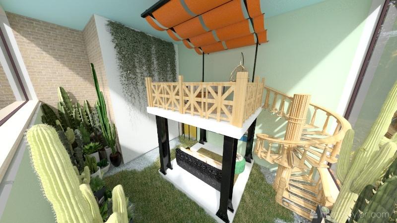 paisajismo Interior Design Render