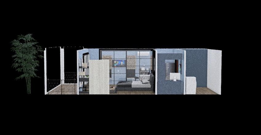bkt_home_mukdaharn_v2 Interior Design Render