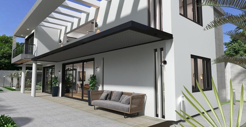 Final Project Tay Ninh Interior Design Render