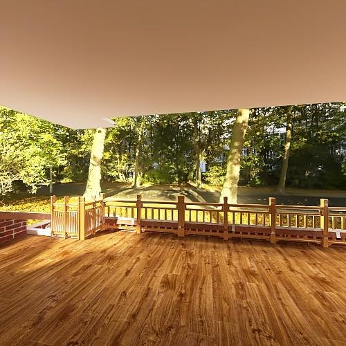 Segunda Tximelarre37 - Cama norte Interior Design Render