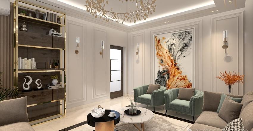 MR.SULTAN VILLA Interior Design Render