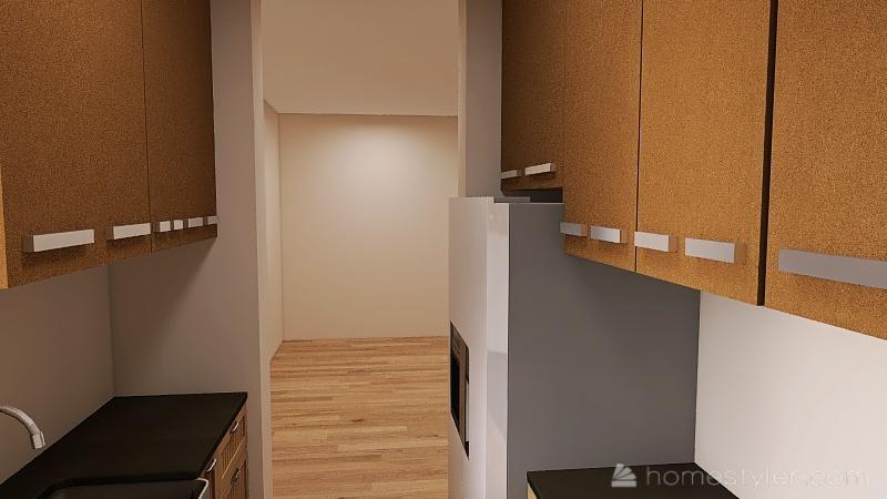 Sandra 2 Interior Design Render