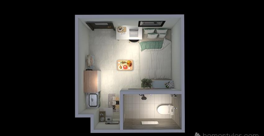 ngocnhi01 Interior Design Render