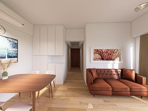 JC HOME Interior Design Render
