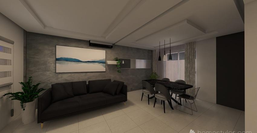 Cielo 2 Interior Design Render