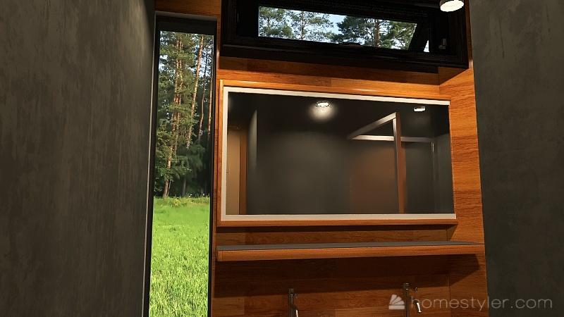 ampliacion baño Interior Design Render