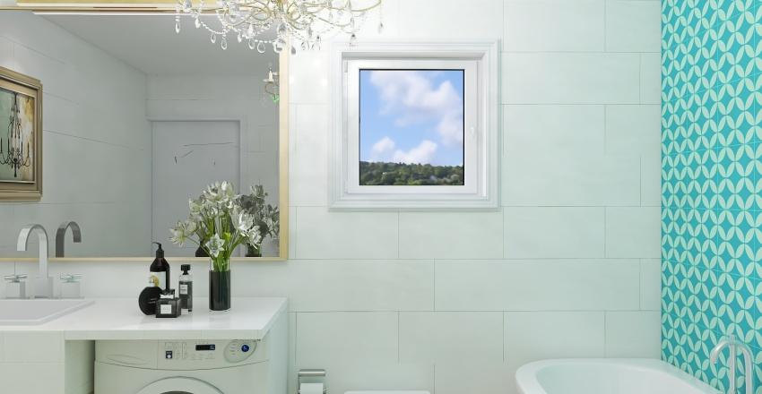 baie Simina Interior Design Render
