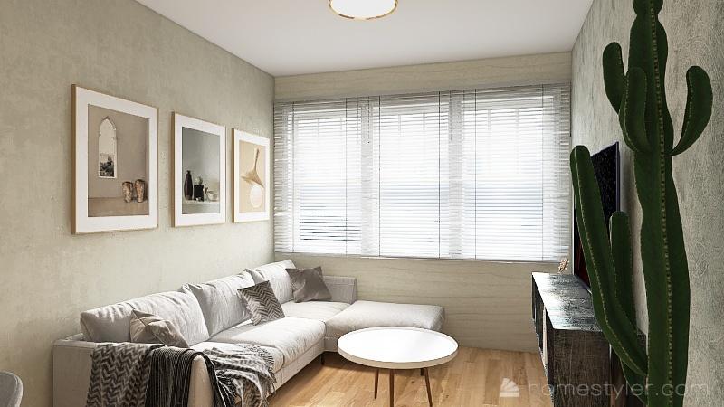 casa 2 Interior Design Render