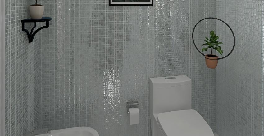 Ishital Apartament Interior Design Render