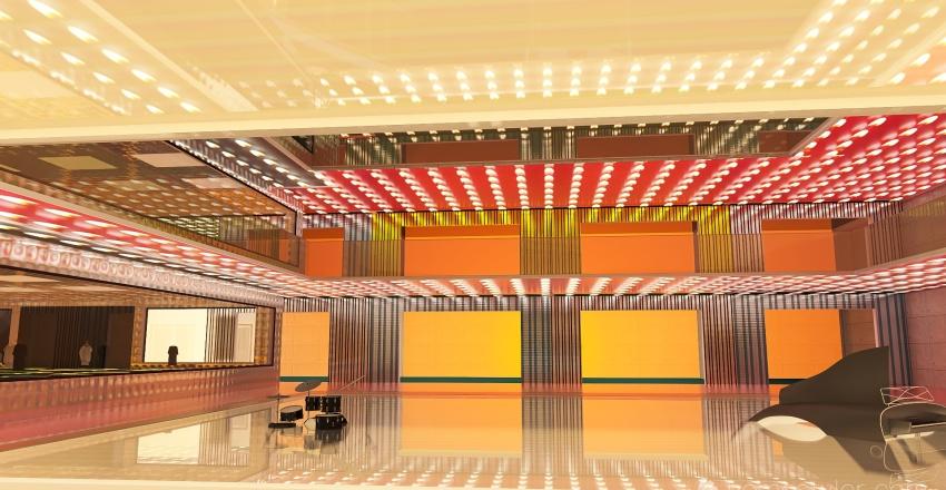 NStore Interior Design Render