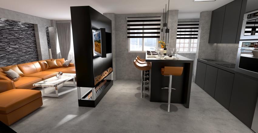 PEPE - CESAR Interior Design Render