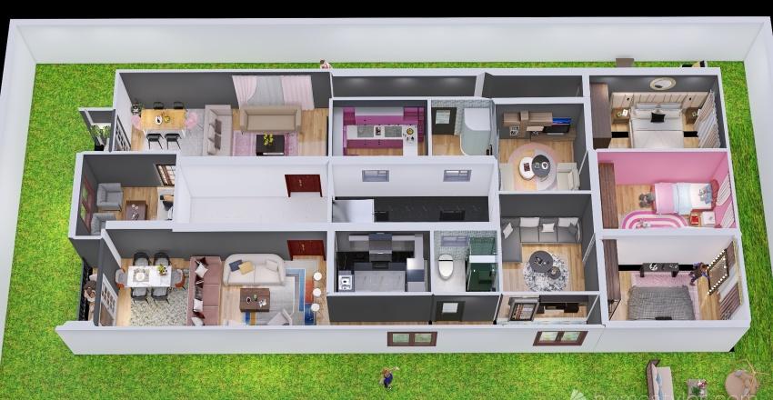 5 oct Interior Design Render