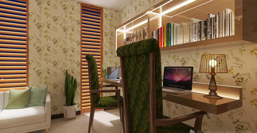 kr hm Interior Design Render