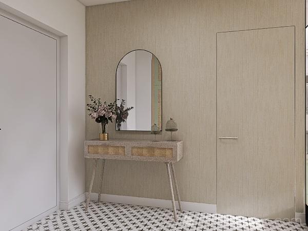@lavendovy_staw_juli Interior Design Render