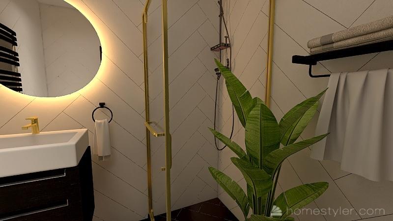 mieszkanie1 Interior Design Render