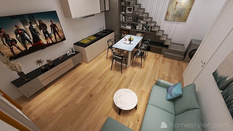 homefinal Interior Design Render