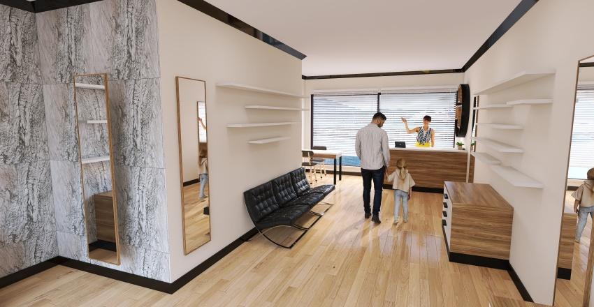 Copy of Ottica Renato 05 Interior Design Render