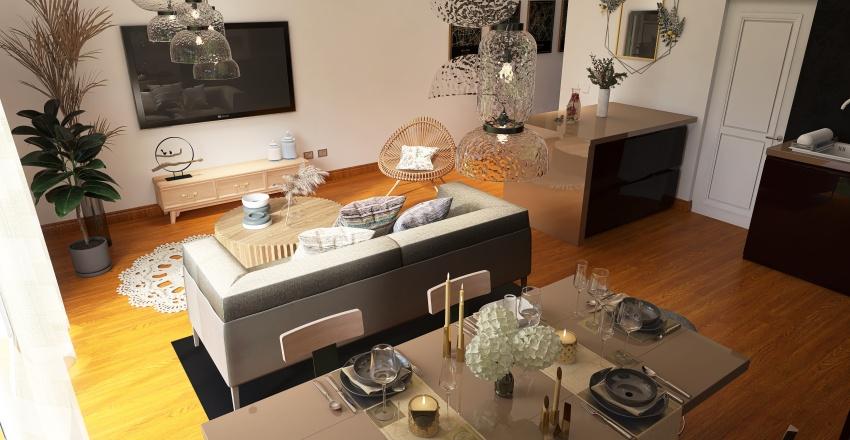 CATALOGUE LEA Interior Design Render