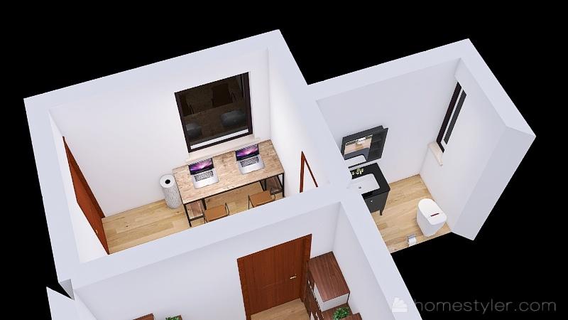 FVT Interior Design Render