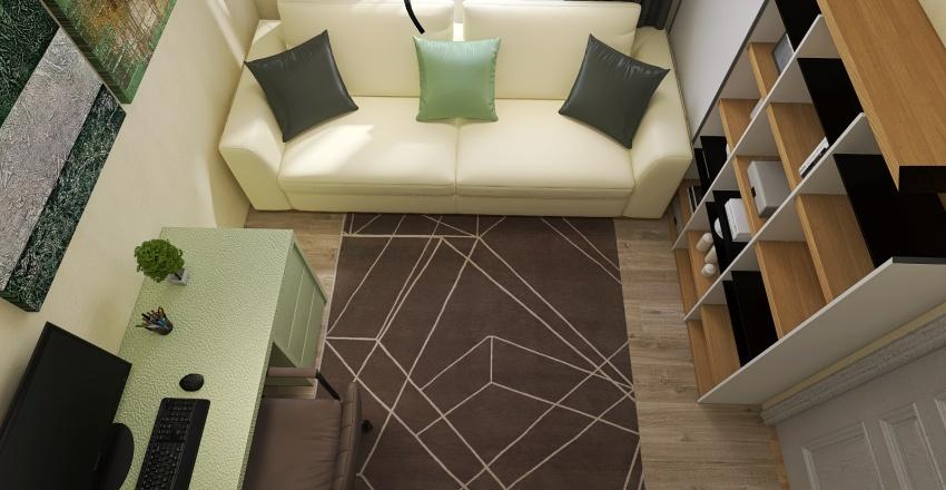 Small apartment v2 Interior Design Render